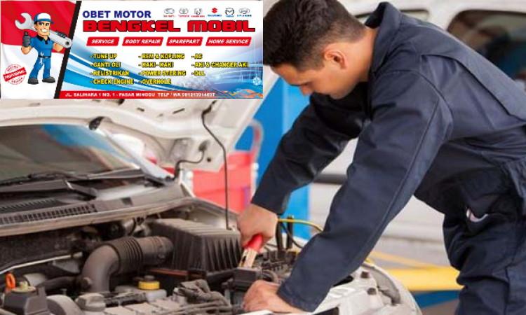 Service Ganti Oli Mesin Mobil Pasar Minggu.obetmotor.com