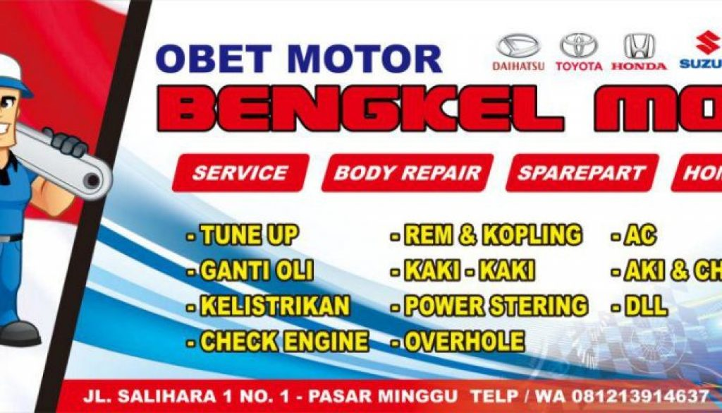 Jasa Service Mobil Rumahan